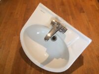 basin for bathroom / toilets - excellent conditions