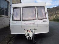 Bessacarr Cameo Two Berth Touring Caravan