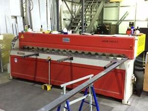 Aysanmak NC Mechanical Shear