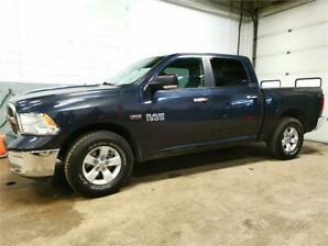 2014 RAM 1500 Crew 4X4  SLT.........WE FINANCE EVERYONE