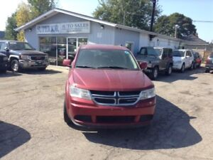 2011 Dodge Journey Fully Certified! No Accidents!