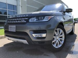 2017 Land Rover Range Rover Sport Td6 HSE   Vision & Convenience