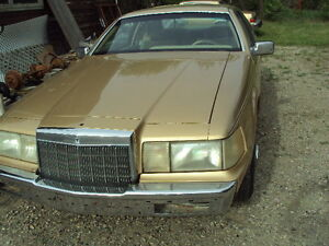 1984 LINCOLN MARK 7  [LOW KLM]