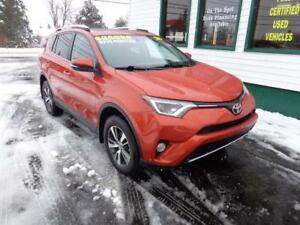 2016 Toyota RAV4 XLE FWD for only $212 bi-weekly all in!
