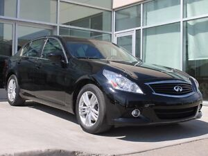 2013 Infiniti G37x AWD/LEATHER/HEATED SEATS/BACK UP MONITOR