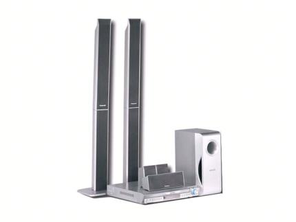 Panasonic SCHT740 Home Theater System