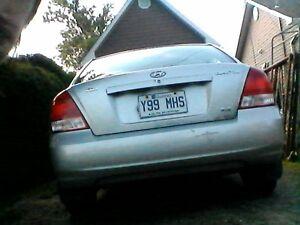 2001 Hyundai Elantra Autre