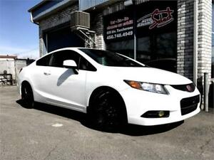 2012 Honda Civic Coupé LX **MANUAL**
