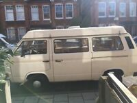 Automatic Campervan 1984 VW T25 (T3) in great working order