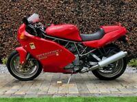 1995 DUCATI 900 SS