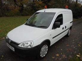 Vauxhall Combo 1.3 CDTi 16v 2000 09 REG 61K DIRECT BT