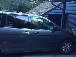 2008 Honda Odyssey EX Minivan, Van