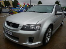 2008 Holden Commodore VE MY09 SS Nitrate Silver 6 Speed Sports Automatic Sedan Dandenong Greater Dandenong Preview