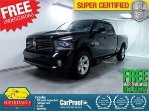 2014 Ram Ram Pickup 1500 4X4 *Warranty* $236Bi-Weekly OAC