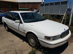 1993 Ford LTD DCII White 4 Speed Automatic Sedan Georgetown Newcastle Area Preview