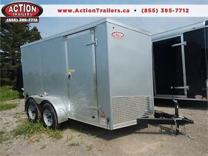2018 6X12 TANDEM AXLE HAULIN - TONS OF FEATURES, SAVE $$$