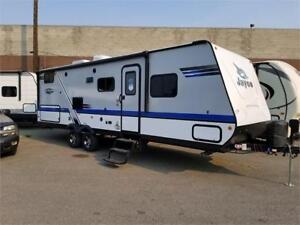 2018 Jay Feather 25 BUNKHOUSE