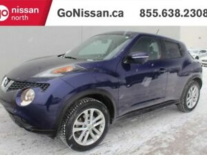 2016 Nissan Juke SL, CPO, AWD, NAVIGATION, LEATHER, SUNROOF!