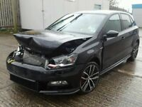 2016 polo gti facelift damaged parts needed asap
