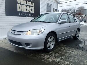 2005 Honda Civic SEDAN Si 1.7 L