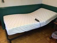 Brand New: Adjustable Bed