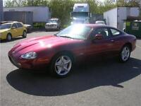 "1997 Jaguar XK8   ""rare coupe""- auto  leather. one owner"