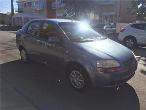 2006 CHEVROLET AVEO- automatic- FULL EQUIPER- ** IMPECABLE