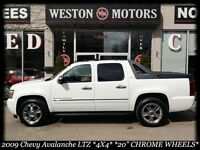 2009 Chevrolet Avalanche 1500 *LTZ*4x4*TOW PKG*FULLY LOADED*