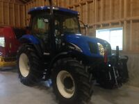 New Holland TS100A Deluxe