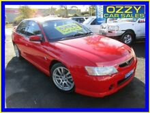 2004 Holden Commodore VY II S Red 4 Speed Automatic Sedan Minto Campbelltown Area Preview
