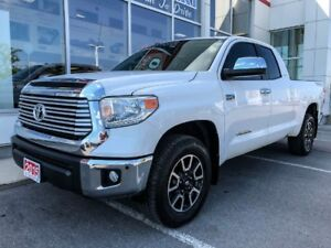 2015 Toyota Tundra TRD+LEATHER+REMOTE START!