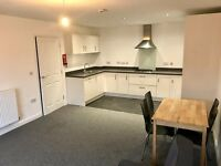 Brand New Spacious Two Bedroom First Floor Apartment In Wellingborough To Rent
