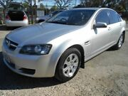 2009 Holden Commodore VE MY09.5 Omega (D/Fuel) Silver 4 Speed Automatic Sedan Woodville Charles Sturt Area Preview