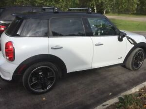 MINI Cooper S Countryman ALL4 avec 8 Mag/pneu + FULL OPTIONS