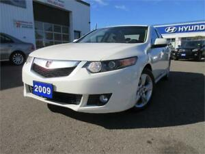 2009 Acura TSX w/Premium Pkg-S ROOF,LEATHER,ALLOY,WARRANTY,$7895