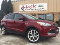 2015 Ford Escape Titanium SUV, Crossover Saskatoon Saskatchewan Preview