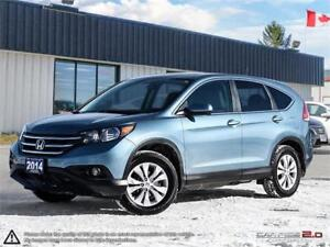 2014 Honda CR-V EX,ONE OWNER,AWD,REARVIEW CAM,HEATED SEATS