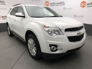 2012 Chevrolet Equinox 2LT V6 AWD Heated Leather Seats - Sunroof