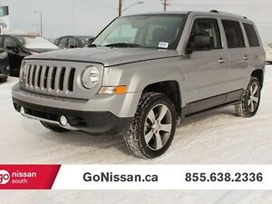 2016 Jeep Patriot High Altitude / Leather and Sunroof