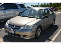 2005 Honda Civic Sdn SE Manual 157,000 Km Certified $5995+taxes