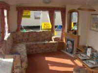 Skipsea Sands Holiday Park Park Dean Cheap used Caravan for sale 12 month season not haven