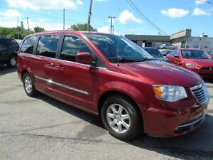 2012 CHRYSLER TOWN AND COUNTRY, DUAL DVD, SUNROOF