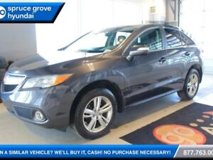 2013 Acura RDX PRICE COMES WITH A $1,500 PREPAID CREDIT CARD-V6