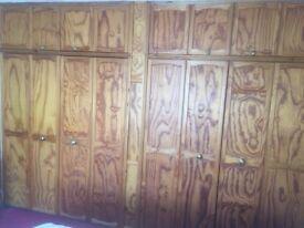 Sliding Folding Wardrobe Bi-fold Doors