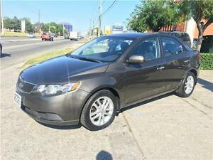 2012 Kia Forte EX SEDAN BLUETOOTH AUTOMATIC