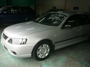 2007 Ford Falcon BF MK11 XT Silver 4 Speed Automatic Wagon Caboolture Caboolture Area Preview