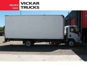 2016 ISUZU NRR DIESEL WITH 20FT BOX