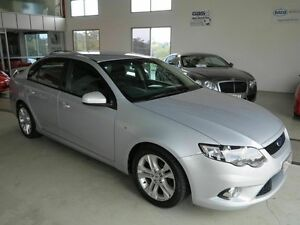 2009 Ford Falcon FG XR6 Silver 6 Speed Sports Automatic Sedan Albion Brisbane North East Preview
