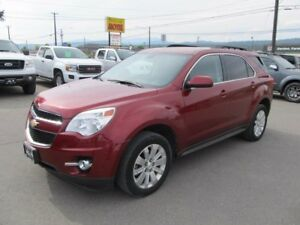 2011 Chevrolet Equinox 1LT All-wheel Drive Sport Utility