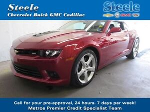 - 2015 CHEV CAMARO SS - Only 13,000 km !! Like New !!